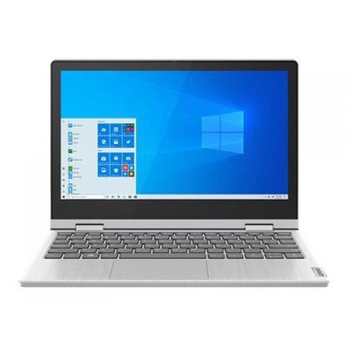 """Лаптоп-таблет Lenovo Laptop-Tablet Flex 3, 2 в 1, син, 11.6"""" (29.46см.) 1920x1080 (Full HD) лъскав тъч, Процесор Intel Pentium N5030 (4x/4x), Видео Intel UHD 605, 4GB DDR4 RAM, 64GB eMMC диск, без опт. у-во, Windows 10 S ОС, Клавиатура- с БДС (снимка 1)"""