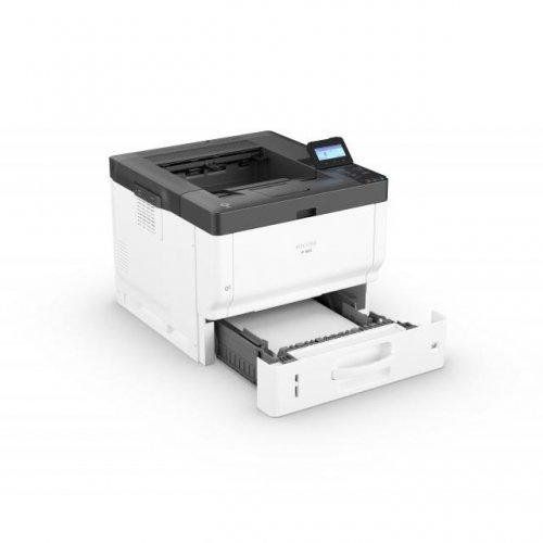 Принтер RICOH P502, USB 2.0, LAN, A4, 43 ppm, стартов тонер 17400 стр (снимка 1)