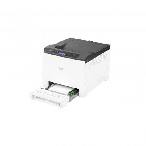 Принтер RICOH P C301W, USB, LAN, WiFi, A4, 2400 x 600dpi, 25 ppm, тонер-касети UHY (снимка 1)