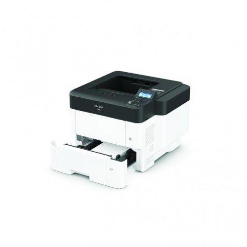 Принтер RICOH P 800, B/W ,USB, LAN, USB Host  A4,55ppm,стартов консуматив за 10000 копия (снимка 1)