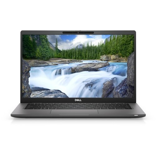 "Лаптоп Dell Latitude 7420, Intel Core i7-1185G7 (12M Cache, up to 4.8 GHz), 14.0"" FHD Wide View AG 400nits Carbon Fiber, 16GB DDR4, 512GB SSD PCIe M.2, Intel Iris Xe, IR Cam/Mic, X20 LTE CAT 9 no-eSIM, Wireless AX201+ Bluetooth, Backlit Keyboard, Win 10 Pro (снимка 1)"
