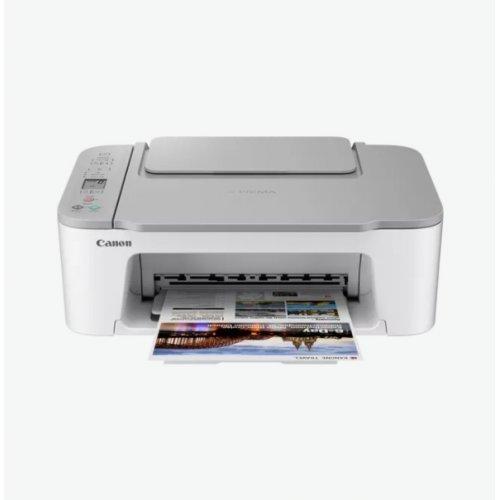 Принтер Canon PIXMA TS3451 All-In-One, White (снимка 1)