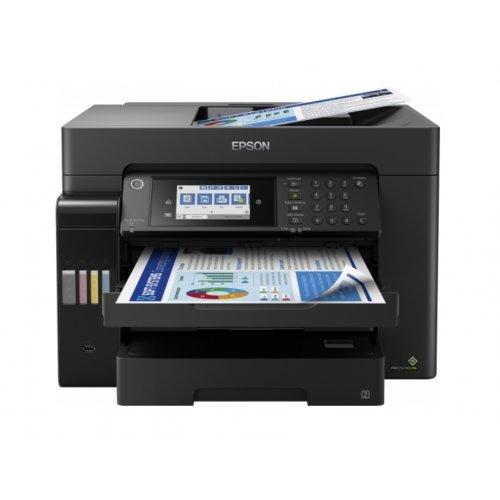 Принтер Epson EcoTank L15160 A3+ MFP (снимка 1)