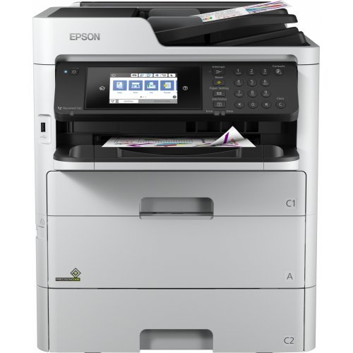 Принтер Epson WorkForce RIPS WF-C579RDTWF (снимка 1)