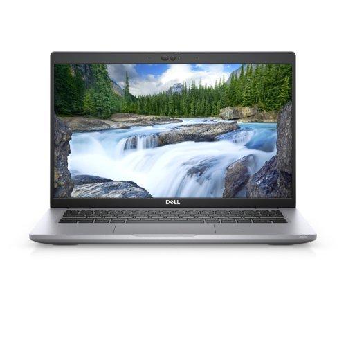 "Лаптоп Dell Latitude 5420, сив, 14.0"" (35.56см.) 1920x1080 (Full HD) без отблясъци 60Hz IPS, Процесор Intel Core i5-1145G7 (4x/8x), Видео Intel Iris Xe Graphics, 16GB DDR4 RAM, 512GB SSD диск, без опт. у-во, Ubuntu Linux 20.04 ОС, Клавиатура- светеща (снимка 1)"