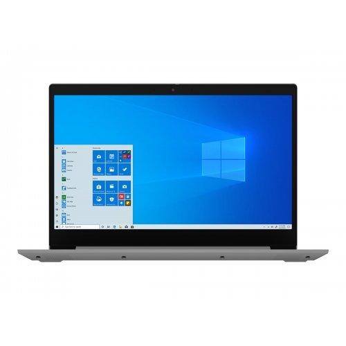 Лаптоп LENOVO IdeaPad 3 Ryzen5-3500U 15.6inch FHD AG 8GB DDR4 512GB SSD Win10 2Y Platinum (снимка 1)