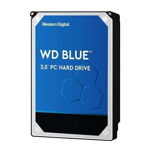 """Твърд диск Western Digital 2TB Blue 5400rpm, SATA 6Gb/s 256MB Cache 3,5"""" (снимка 1)"""