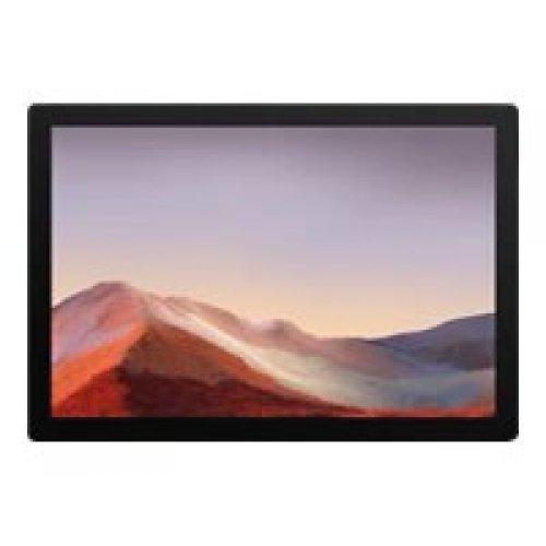 """Лаптоп Microsoft Surface Pro7, черен, 12.3"""" (31.24см.) 2736x1824 (WQXGA+) тъч, Процесор Intel Core i7-1065G7 (4x/8x), Видео Intel Iris Plus, 16GB LPDDR4X RAM, 512GB SSD диск, без опт. у-во, Windows 10 64 ОС (снимка 1)"""