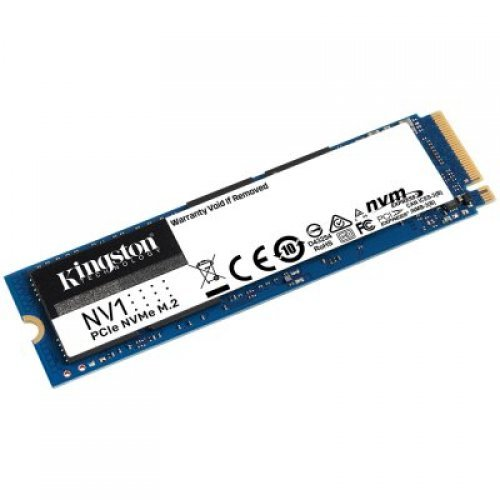 SSD Kingston 1TB NV1 M.2 2280 NVMe SSD, up to 2100/1700MB/s (снимка 1)
