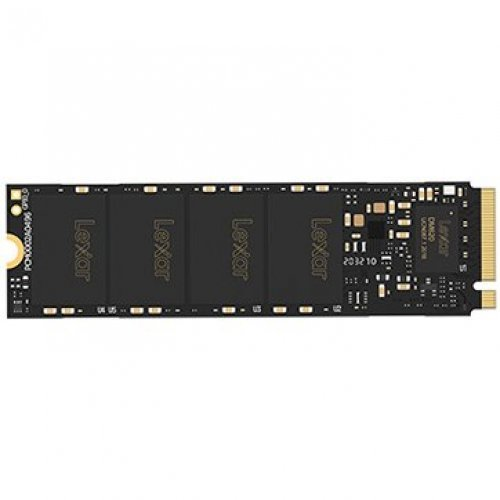 SSD LEXAR 512GB NM620 SSD, M.2 NVMe, PCIe Gen3x4, up to 3300 MB/s read and 2400 MB/s write (снимка 1)