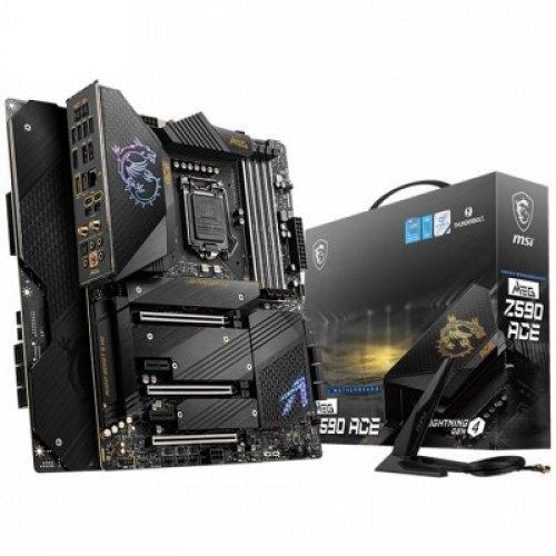Дънна платка MSI MEG Z590 ACE, LGA 1200 (снимка 1)