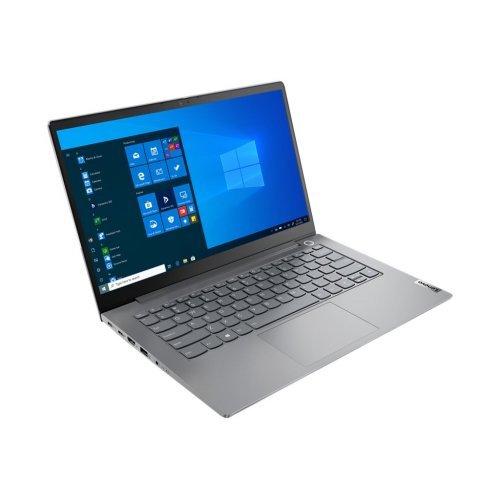 "Лаптоп Lenovo ThinkBook 14 G2 ARE 20VF - Ryzen 3 4300U / 2.7 GHz - Win 10 Pro 64-bit - 8 GB RAM - 128 GB SSD NVMe - 14"" IPS 1920 x 1080 (Full HD) - Radeon Graphics - Wi-Fi 6, Bluetooth - dual tone mineral grey - kbd: Bulgarian (снимка 1)"