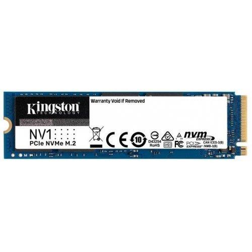 SSD Kingston 2TB NV1 M.2 2280 NVMe SSD, up to 2100/1700MB/s (снимка 1)