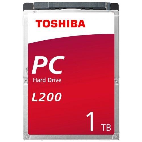 """Твърд диск Toshiba 1TB L200 - Slim Laptop PC Hard Drive 2,5"""" (7mm), BULK (снимка 1)"""