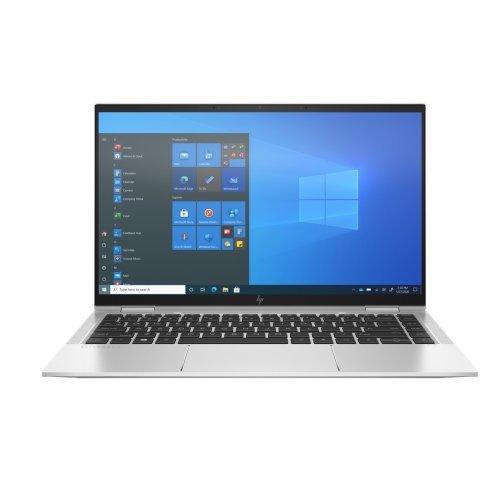 "Лаптоп HP EliteBook x360 1040 G8, Core i7-1165G7(2.8Ghz, up to 4.7GHz/12MB/4C), 14"" FHD UWVA AG 1000nits Touchscreen Privacy, 16GB RAM, 512GB PCIe SSD, Intel XMM 7360, WiFi 6AX201ax+BT5, NFC, Backlit Kbd, 4C Long Life, Win 10 Pro+Wacom AES Pen (снимка 1)"