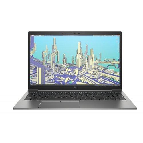 "Лаптоп HP ZBook Firefly 15 G8, сребрист, 15.6"" (39.62см.) 1920x1080 (Full HD) без отблясъци 60Hz IPS, Процесор Intel Core i7-1165G7 (4x/8x), Видео NVIDIA T500/ 4GB GDDR5, 16GB DDR4 RAM, 1TB SSD диск, без опт. у-во, Windows 10 Pro 64 ОС, Клавиатура- светеща (снимка 1)"