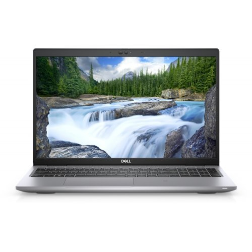 """Лаптоп Dell Latitude 5520, Intel Core i7-1165G7 (12M Cache, up to 4.7 GHz), 15.6"""" FHD (1920x1080) AG IPS 250nits, 16GB DDR4, 512GB SSD PCIe M.2, Intel Iris Xe, Cam and Mic, Wireless AX201+ Bluetooth, Backlit Keyboard, Win 10 Pro (64bit), 3Y ProSpt (снимка 1)"""