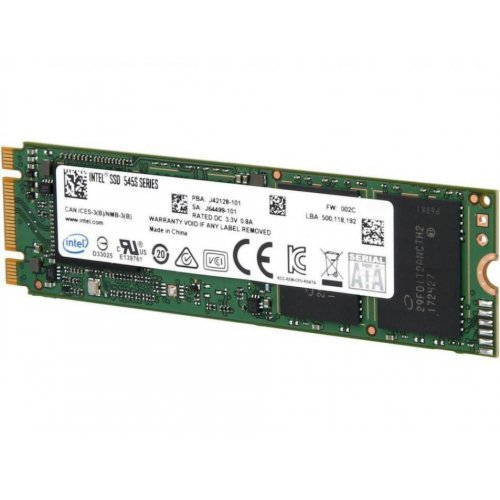 SSD Intel 256GB PRO 5450S, M2 SATA, 2280 (снимка 1)