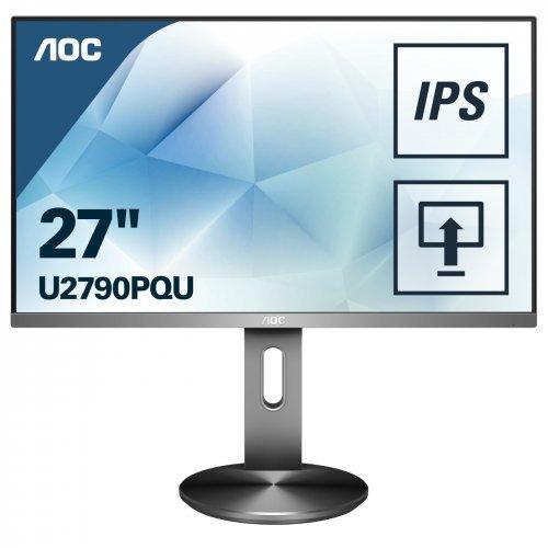 Монитор AOC U2790PQU (снимка 1)