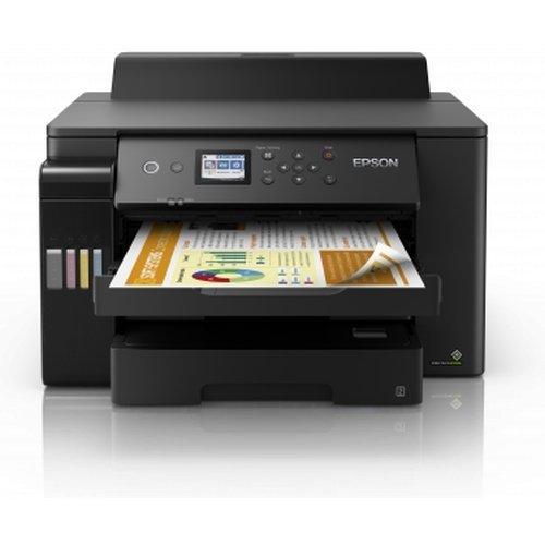 Принтер Epson EcoTank L11160 A3+ (снимка 1)