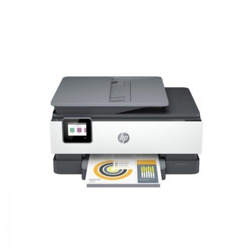 Принтер HP OfficeJet Pro 8022e AiO Printer (снимка 1)