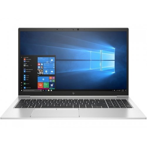 "Лаптоп HP EliteBook 855 G7, Ryzen 7 Pro 4750U(1.7Ghz, up to 4.1GH/8MB/8C), 15.6"" FHD UWVA 1000 nits AG with Privacy + WebCam 720p, 16GB 3200Mhz 1DIMM, 512GB PCIe SSD, WiFi 6AX200 + BT, Backlit Kbd, FPR, 3C Long Life 3Y Warr, Win 10 Pro 64 bit (снимка 1)"