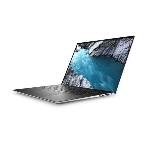 "Лаптоп Dell XPS 9700, Intel Core i7-10750H (12MB Cache, up to 5.0 GHz), 17.0"" FHD+ (1920x1200) AG 500-Nit, HD Cam RGB IR, 16GB DDR4-2933MHz, 2x8GB, 1TB M.2 PCIe NVMe SSD, GeForce GTX 1650 Ti 4GB GDDR6, Wi-Fi 6 AX1650, BT, MS Win 10 Pro, Silver, 3YR NBD (снимка 1)"