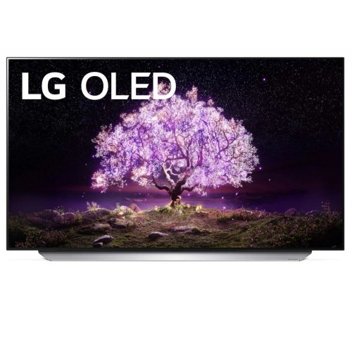 "Телевизор LG OLED65C12LA, 65"" UHD OLED, 3840 x 2160, DVB-C/T2/S2, Full Cinema Screnn, Alpha 9 Processor, webOS 4.0 ThinQ AI + ThinQ Hub, HDR10 Pro, NVIDIA G-SYNC, AMD FreeSync, Dolby Vision, DOLBY ATMOS, Built-in Wi-Fi, Bluetooth, HDMI, USB, Airplay, Wi-Di, Meteor (снимка 1)"