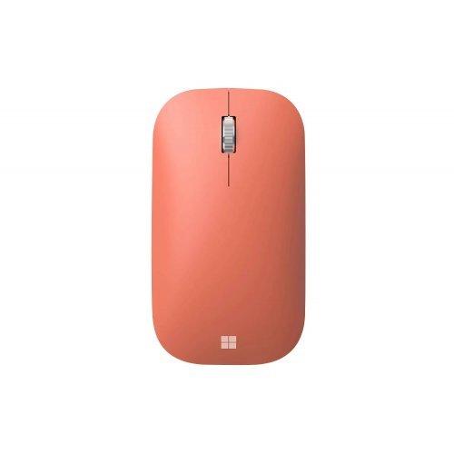 Мишка Microsoft Modern Mobile Mouse Peach (снимка 1)