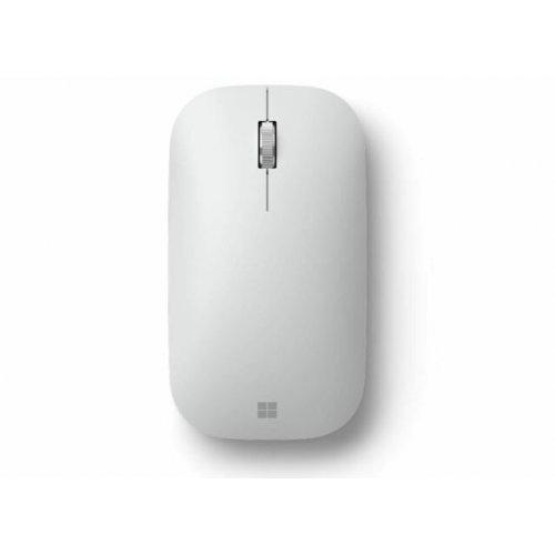 Мишка Microsoft Modern Mobile Mouse Glacier (снимка 1)