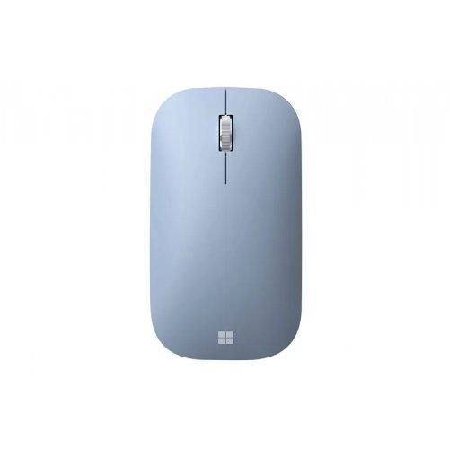 Мишка Microsoft Modern Mobile Mouse Pastel Blue (снимка 1)