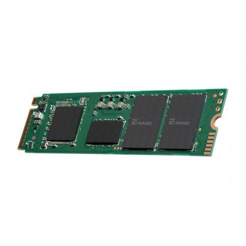 SSD Intel 512GB 670p Series (M.2 80mm PCIe 3.0 x4, 3D4, QLC) Retail Box Single Pack (снимка 1)