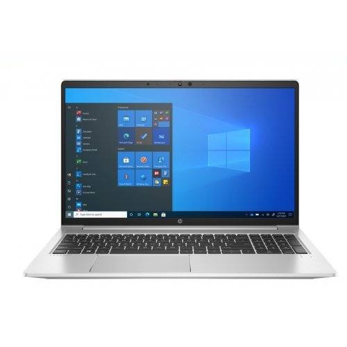 "Лаптоп HP ProBook 650 G8, сребрист, 15.6"" (39.62см.) 1920x1080 (Full HD) без отблясъци 60Hz IPS, Процесор Intel Core i5-1135G7 (4x/8x), Видео Intel Iris Xe Graphics, 16GB DDR4 RAM, 512GB SSD диск, без опт. у-во, Windows 10 Pro 64 ОС, Клавиатура- светеща с БДС (снимка 1)"