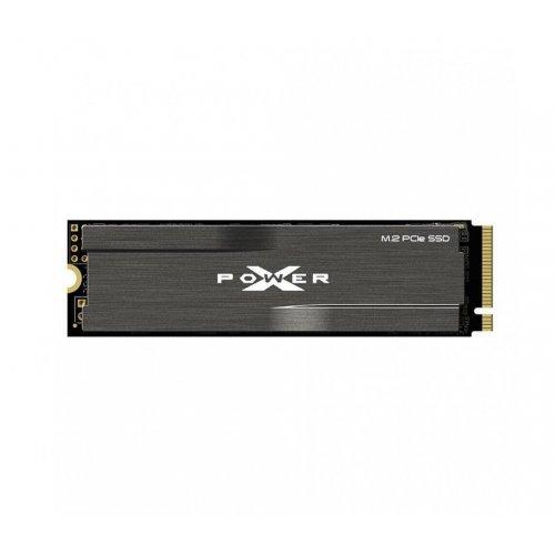 SSD Silicon Power 2TB XD80 M.2-2280 PCIe Gen 3x4 NVMe  (снимка 1)