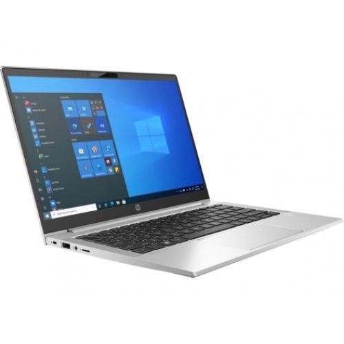 "Лаптоп HP ProBook 430 G8, сребрист, 15.6"" (39.62см.) 1920x1080 (Full HD) без отблясъци IPS, Процесор Intel Core i7-1165G7 (4x/8x), Видео Intel UHD, 8GB DDR4 RAM, 256GB SSD диск, без опт. у-во, FreeDOS ОС (снимка 1)"