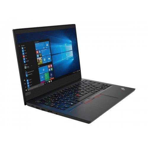 """Лаптоп Lenovo ThinkPad E14 Gen 2 20TA, черен, 14.0"""" (35.56см.) 1920x1080 (Full HD) без отблясъци IPS, Процесор Intel Core i3-1115G4 (2x/4x), Видео Intel UHD Graphics, 8GB DDR4 RAM, 256GB SSD диск, без опт. у-во, Windows 10 Pro 64 English ОС, Клавиатура- светеща с БДС (снимка 1)"""