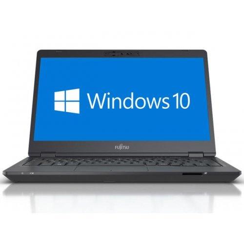 """Лаптоп Fujitsu Lifebook U7310, сив, 13.3"""" (33.78см.) 1920x1080 (Full HD) без отблясъци, Процесор Intel Core i7-10510U (4x/8x), Видео Intel UHD Graphics, 16GB DDR4 RAM, 512GB SSD диск, без опт. у-во, Windows 10 Pro 64 ОС (снимка 1)"""