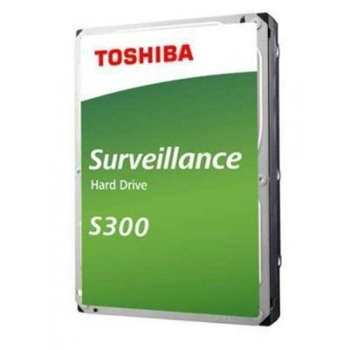 Твърд диск Toshiba 2TB S300 Surveillance Hard Drive 5400 rpm 128MB (снимка 1)