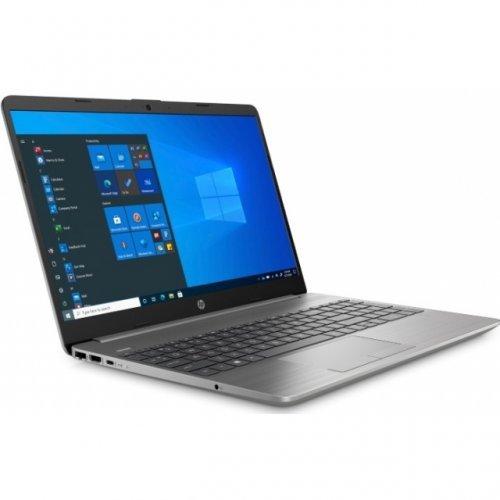 "Лаптоп HP 250 G8, сребрист, 15.6"" (39.62см.) 1920x1080 (Full HD) SVA, Процесор Intel Core i5-1035G1 (4x/8x), Видео Intel UHD Graphics, 8GB DDR4 SDRAM RAM, 256GB SSD диск, без опт. у-во, FreeDOS ОС, Клавиатура- с БДС (снимка 1)"