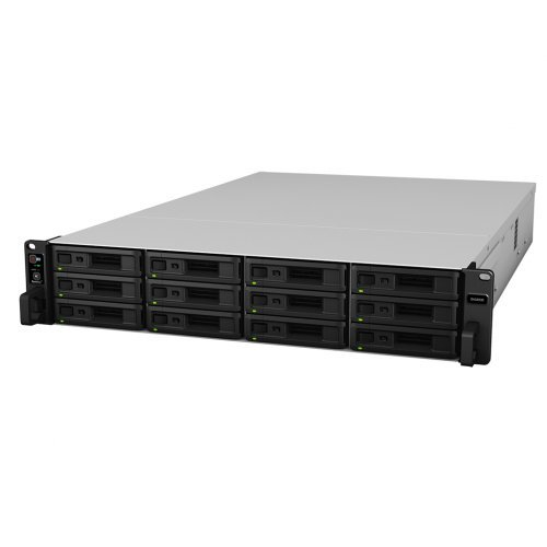 NAS устройство 36-bay Synology NAS server dual controller for Large Scale Business(12 bays on base, expandable to 36 with RXD1219sas), Rackmount SA3200D (снимка 1)
