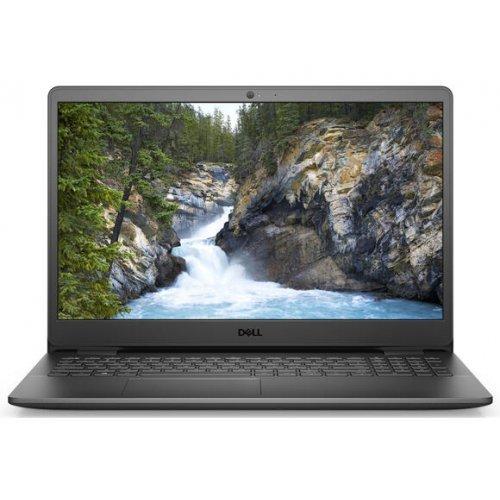 "Лаптоп Dell Inspiron 15 3505, черен, 15.6"" (39.62см.) 1920x1080 (Full HD) без отблясъци IPS тъч, Процесор AMD Ryzen 5 3450U (4x/8x/8x), Видео AMD Radeon Vega 8, 12GB DDR4 RAM, 1TB HDD + 256GB SSD диск, без опт. у-во, Windows 10 ОС (снимка 1)"