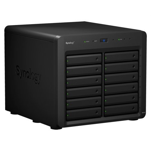 NAS устройство 12 bay Expansion unit for Increasing Capacity of the Synology DiskStation DX1215 (снимка 1)