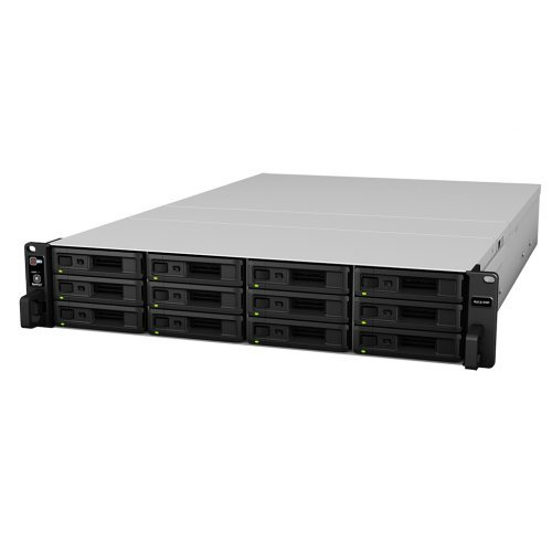 NAS устройство 2U 12-bay Expansion unit for Increasing Capacity of the Synology RackStation, Rackmount RX1217 (снимка 1)