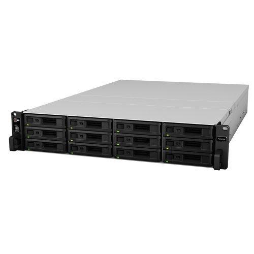 NAS устройство 2U 12-bay Expansion unit for Increasing Capacity of the Synology RackStation, Rackmount, Redundant PSU RX1217RP (снимка 1)