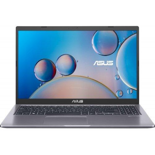 """Лаптоп Asus VivoBook 15 X515MA-BR062, сив, 15.6"""" (39.62см.) 1366x768 (HD) без отблясъци, Процесор Intel Celeron N4020 (2x/2x), Видео Intel UHD 600 Series, 4GB DDR4 RAM, 256GB SSD диск, без опт. у-во, FreeDOS ОС (снимка 1)"""