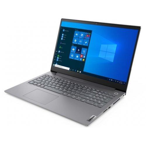 "Лаптоп Lenovo ThinkBook 15p, сив, 15.6"" (39.62см.) 1920x1080 (Full HD) без отблясъци 60Hz IPS, Процесор Intel Core i5-10300H (4x/8x), Видео nVidia GeForce GTX 1650/ 4GB GDDR6, 16GB DDR4 RAM, 512GB SSD диск, без опт. у-во, FreeDOS ОС, Клавиатура- светеща с БДС (снимка 1)"
