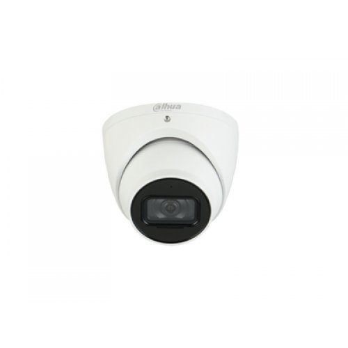 IP камера Dahua IPC-HDW5241TM-ASE-0280B, 2 MP H.265+ AI Starlight True DAY/NIGHT IP водоустойчива куполна камера (снимка 1)