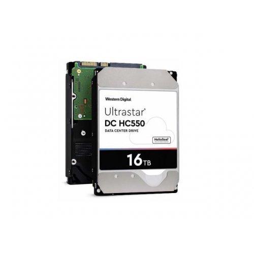 Твърд диск 16TB 512MB 7200RPM SATA ULTRA 512E SE NP3 DC HC550 HDD Server WD/HGST ULTRASTAR  3.5in (снимка 1)