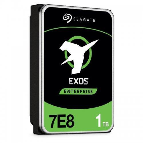 Твърд диск SEAGATE 1TB Enterprise Exos 7E8, 256MB, SATA 6.0Gb/s, 7200rpm (снимка 1)