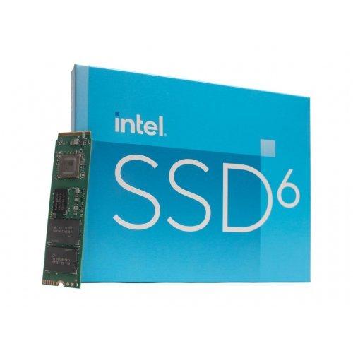 SSD Intel 2.0TB 670p Series (M.2 80mm PCIe 3.0 x4, 3D4, QLC) Retail Box Single Pack (снимка 1)